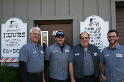 Renberg's Garage, Inc.  Staff