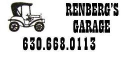 Renberg's Garage Inc.